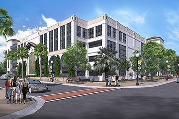 Image for Palm & Nipomo Parking Structure
