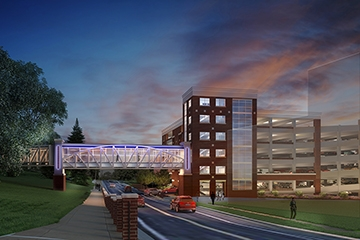 Image for University of Nevada, Reno Gateway Parking Structure