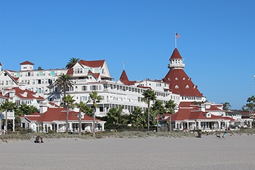 Image of Hotel Del Coronado North Garage