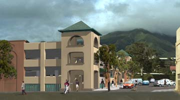 Image for Wailuku Municipal Parking Structure Study