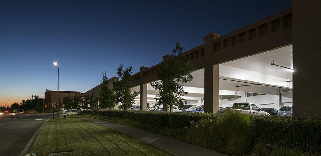 Slideshow image for Palladio at Broadstone Parking Structures
