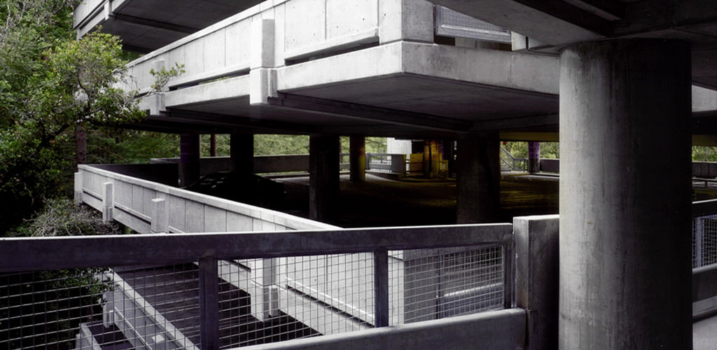 Slideshow image for UC Santa Cruz Core  West Parking Structure