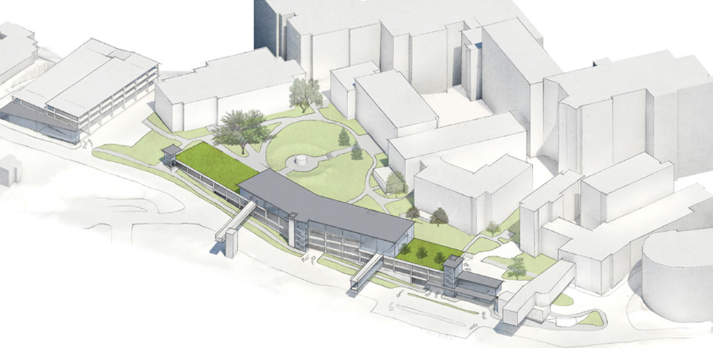 Slideshow image for Oregon Health and Science University PS 1 Replacement Feasibility Study