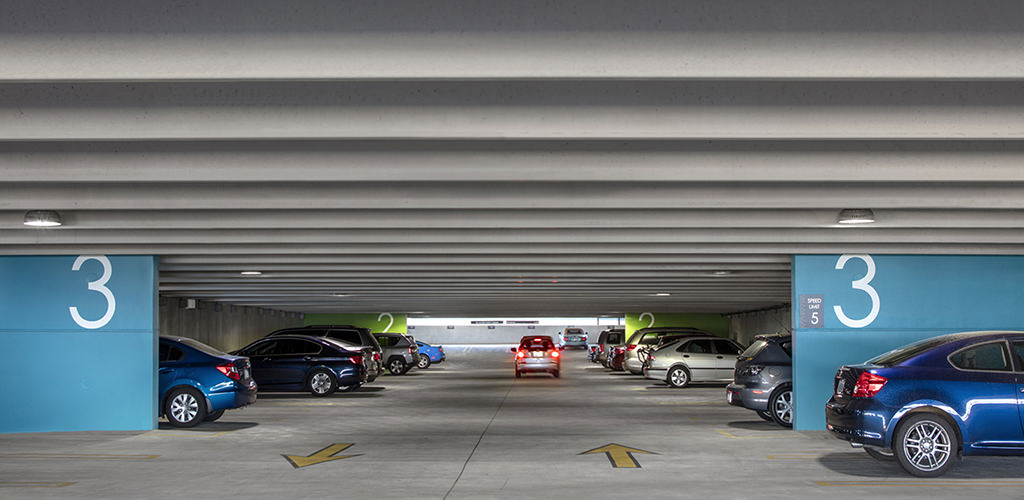 Slideshow image for Phoenix Biomedical Campus  P3 Parking Structure