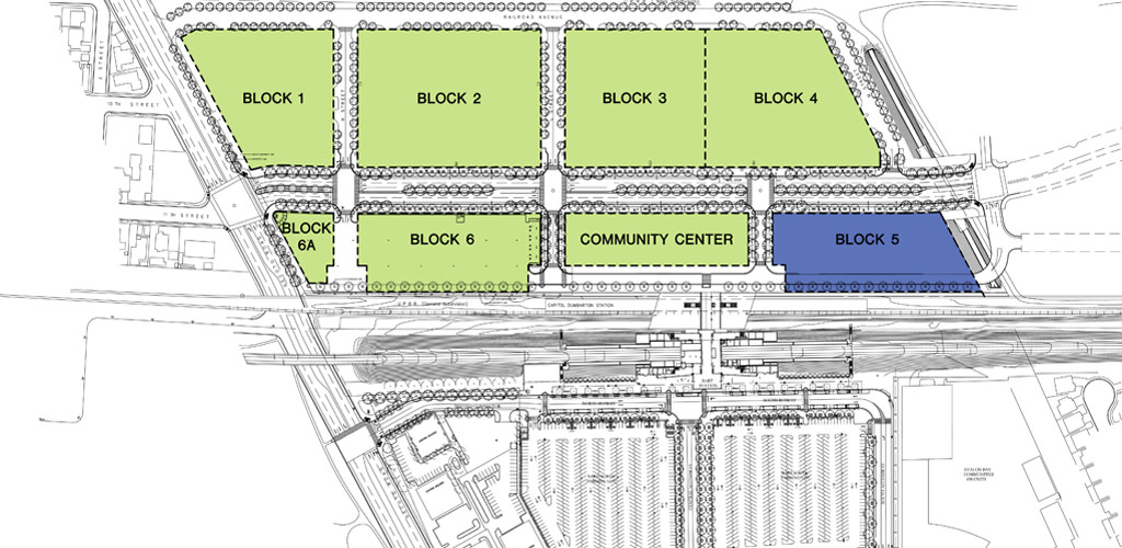 Slideshow image for Union City Station District Parking Study